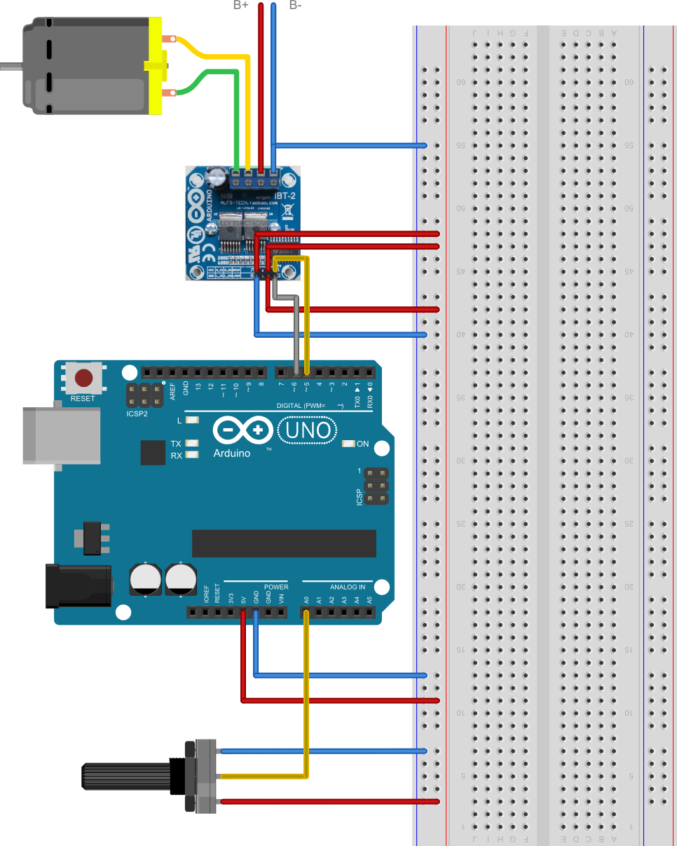 IBT-2 with Arduino_bb